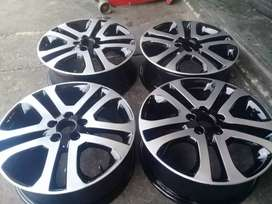 17' Ford Focus mag rims  for sale 5x108pcd