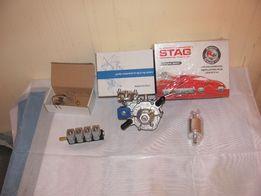 Установка 4 коления Stag Tomasetto Barracuda Torelli Valtec 650/1200гр