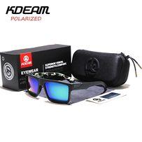 Okulary przeciwsłoneczne KDEAM + Futerał!!!