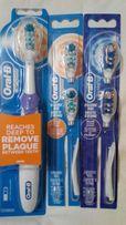 Насадки на зубные щетки oral-b cross action