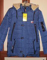 Зимняя куртка (парка) для мальчика. Размеры 34-44. ОПТ, розница! АКЦИЯ