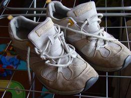 Замшевые кроссовки Clarks 39р