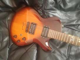 I'm selling an electric guitar