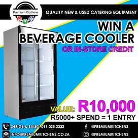 Win A Fridge or R10,000 in-Store Credit.