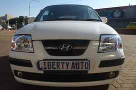 2010 #Hyundai #Atos 1.1 #Prime 120,000km Hatch, Manual, C LIBERTY AUTO