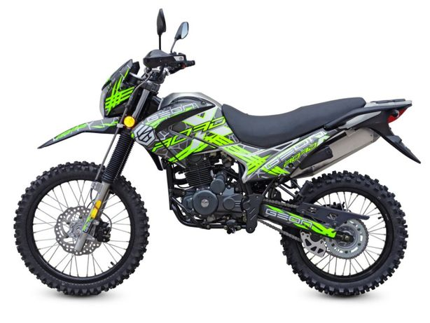мотоцикл Geon x-road 250 (2019) Цумань - изображение 1