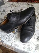 Туфли мужские,Италия,кожа.