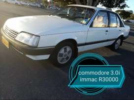 Opel Commodore 3.0IE Automatic
