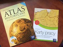 Atlas Historyczny - od starożytności do współczesności