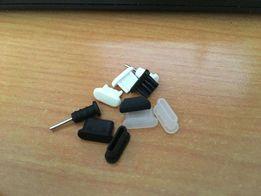 Заглушки от пыли Type-C miniHDMI Lightning microUSB