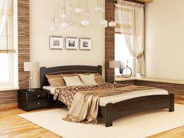 Деревянная кровать Венеция Люкс Эстелла