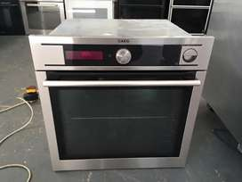 AEG competence oven