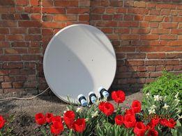 Установка, ремонт спутниковых антенн в Полтаве