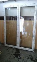 Okno Drzwi balkonowe Nowe 1500 mm x 2100
