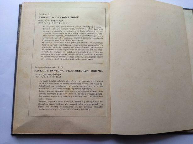 Krótki zarys nauki PAWŁOWA o wyższej konieczności nerwowej ,W-wa 1956 Jarosław - image 6