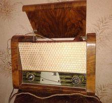 Ламповый радиоприемник Рекорд - 60
