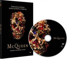 """Film dvd """"McQueen"""" nowość (polski lektor i napisy)"""