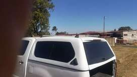 Toyota hilux double cab canopy