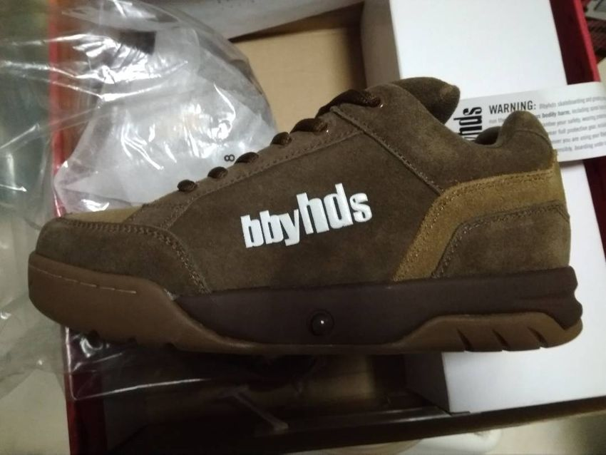 BBYHDS, Skate boty, velikost 8 0