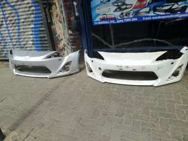 TOYOTA 86 GT FRONT BUMBERS 2016 MODEL