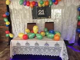 Event venue for hire