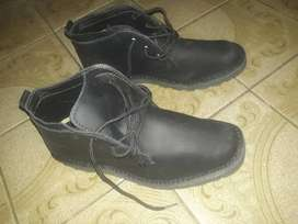 100% pure leather boots at a very reduced special price...