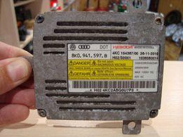 Блок розжига ASF лампа ксенон D3S Volkswagen разборка Skoda Audi D1S