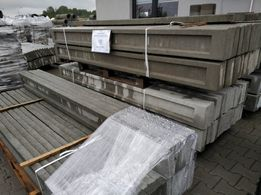 Podmurówka betonowa do ogrodzenia