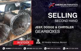 Jeep, Dodge & Chrysler Gearbox for sale!