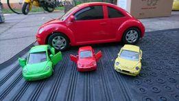 Samochód Volkswagen New beetle garbus. Różne wielkości. Zabawka