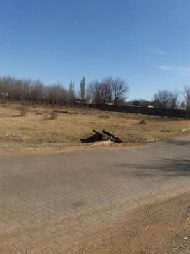 Vacant Land FOR SALE. BARGAIN