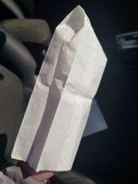 Пакет Саше для фаст фуд шаурми хачапурі