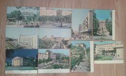 старые новые открытки жданов донецк львов крым киев города актёры