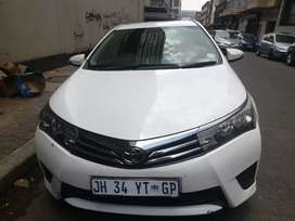 TOYOTA COROLLA PRESTIGE FOR SALE AT VERY GOOD PRICE