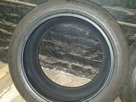 Continental Contisportcontact tyres for scrap
