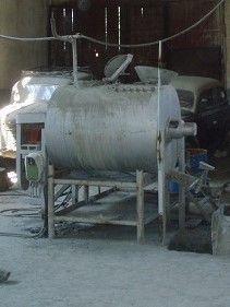 оборудование для производства пенобетона пеноблоков