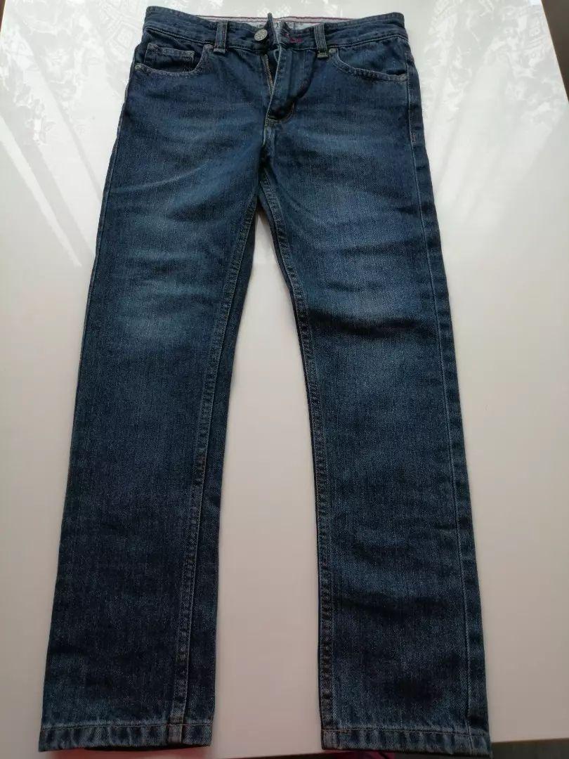 Chlapecké kalhoty 0