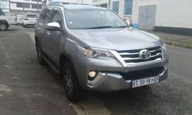 2018 Toyota Fortuner 2.4 GD-6 Auto for sale