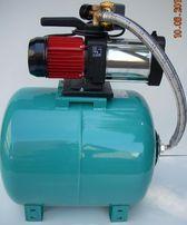 hydrofor 200 l z pompą Multi Hwa 3000 inox włoski aquasystem