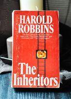 Książka pt. The Inheritors by Harold Robbins literatura angielska