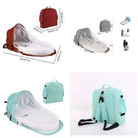 Travel Bed In A Bag #G2S