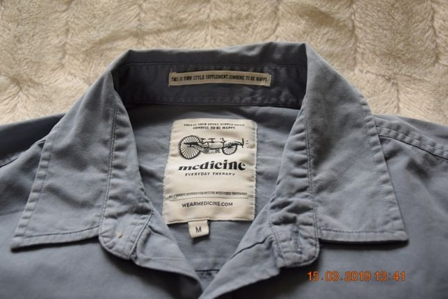 Koszula męska WearMedicine Bojano - image 3