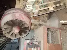 Вентилятор - підлоговий Д 1м