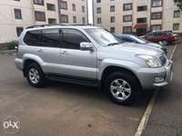 Prado 120 TZ extremely clean and quiet! Just as it appears! 0