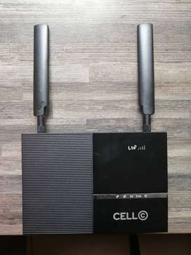 Cellc Lte Home Router