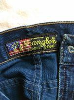 Легендарные джинсы wrangler