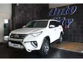 2017 Toyota Fortuner 2.8GD-6 Auto For Sale