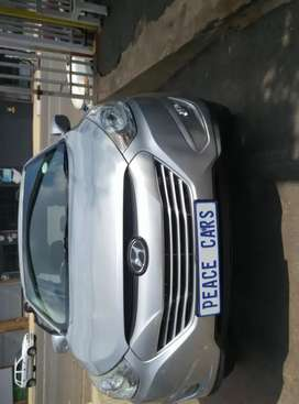 A Hyundai ix35 for sale , in a very very perfect condition.