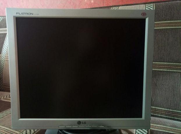 Монитор LG flatron l1715s Днепр - изображение 4