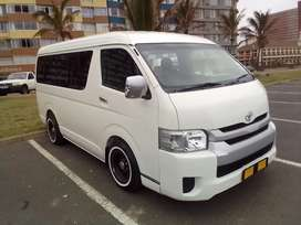 Selling Toyota Quantum for more information contact me